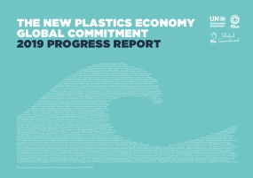 The New Plastics Economy Global Commitment: 2019 Progress Report