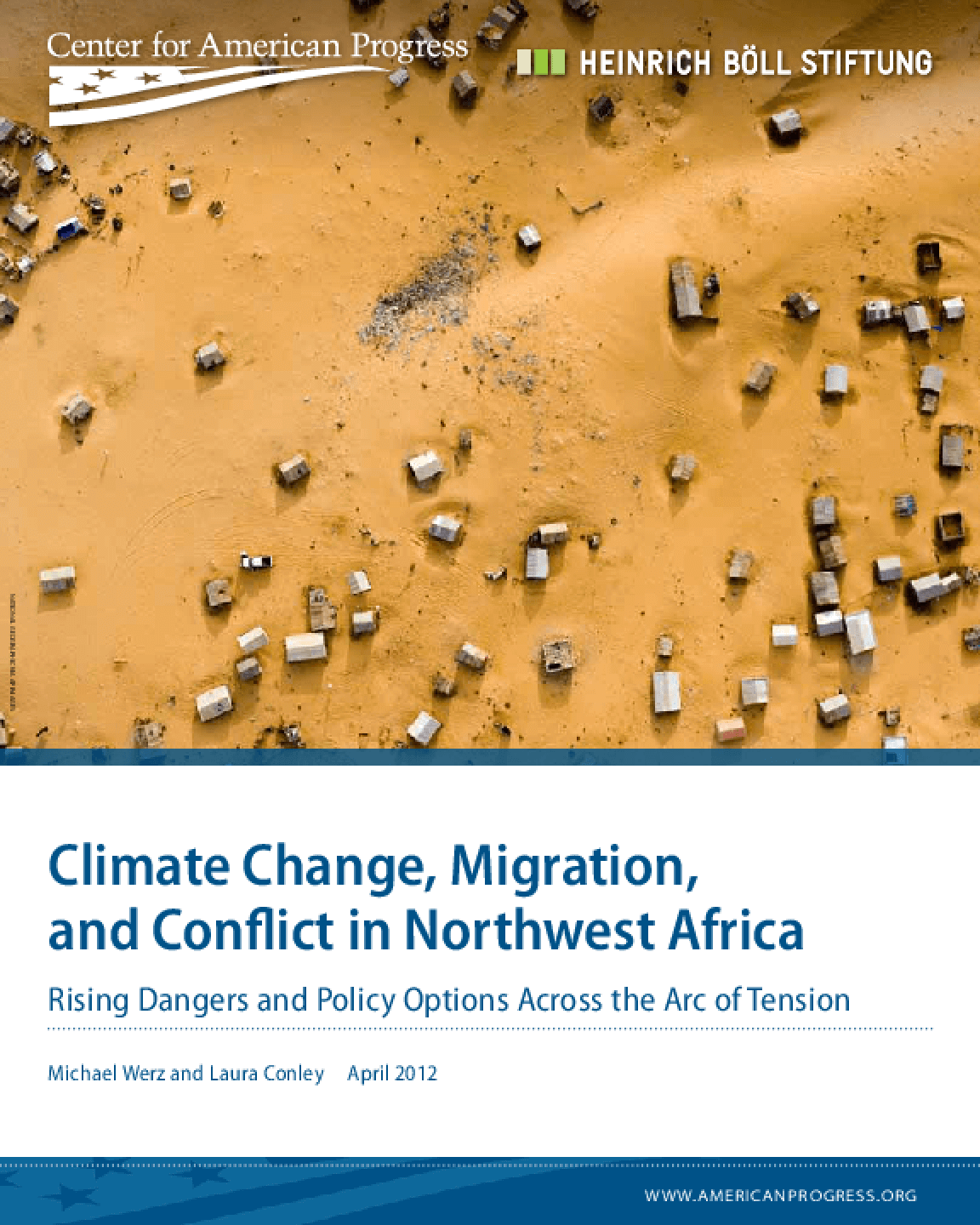 Climate Change, Migration, and Conflict in Northwest Africa