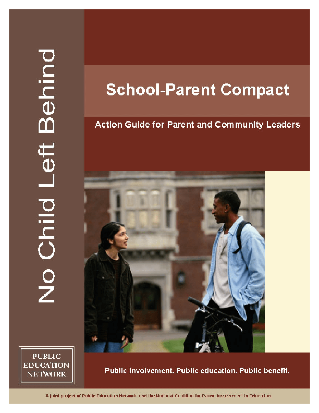 School-Parent Compact: Action Guide for Parent and Community Leaders