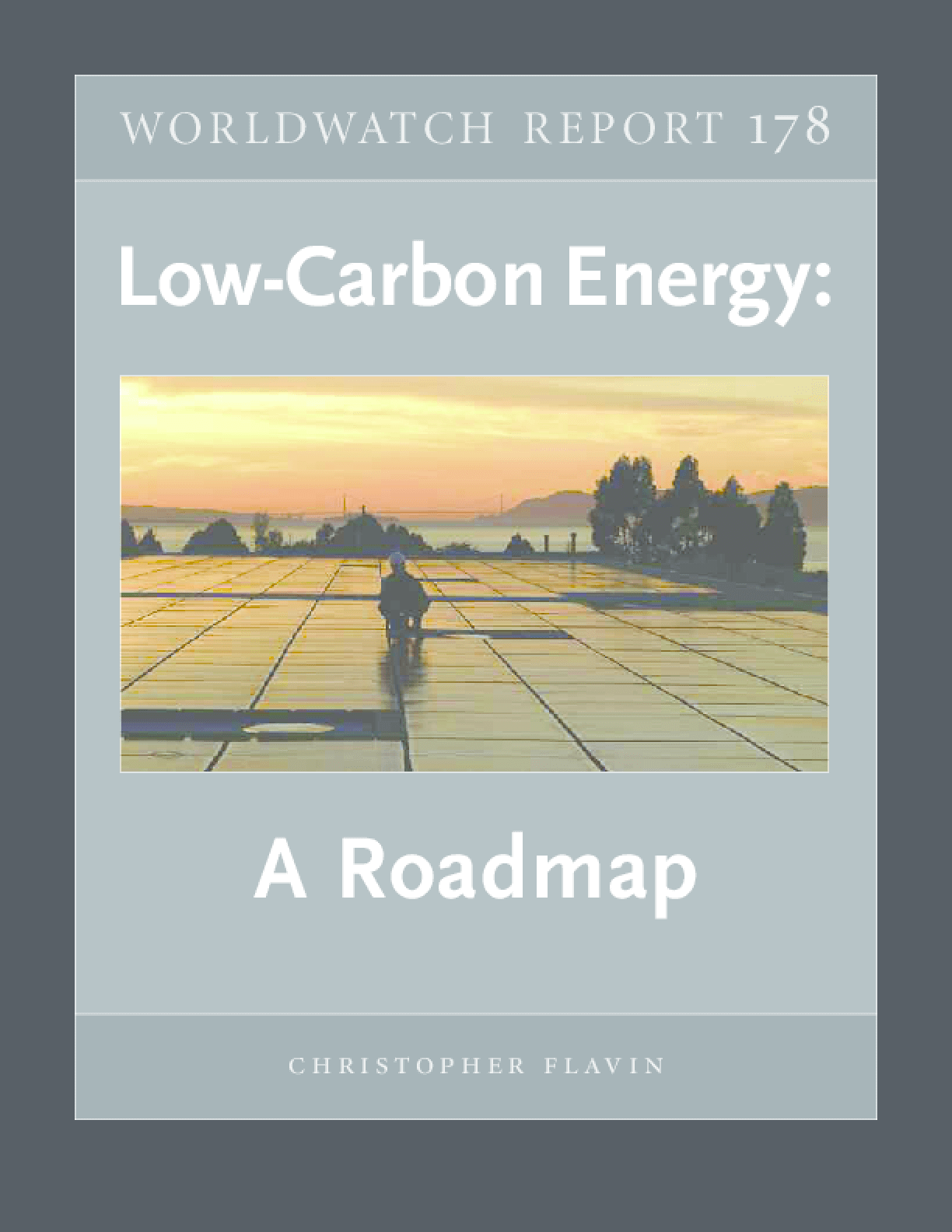 Low-carbon energy: a roadmap