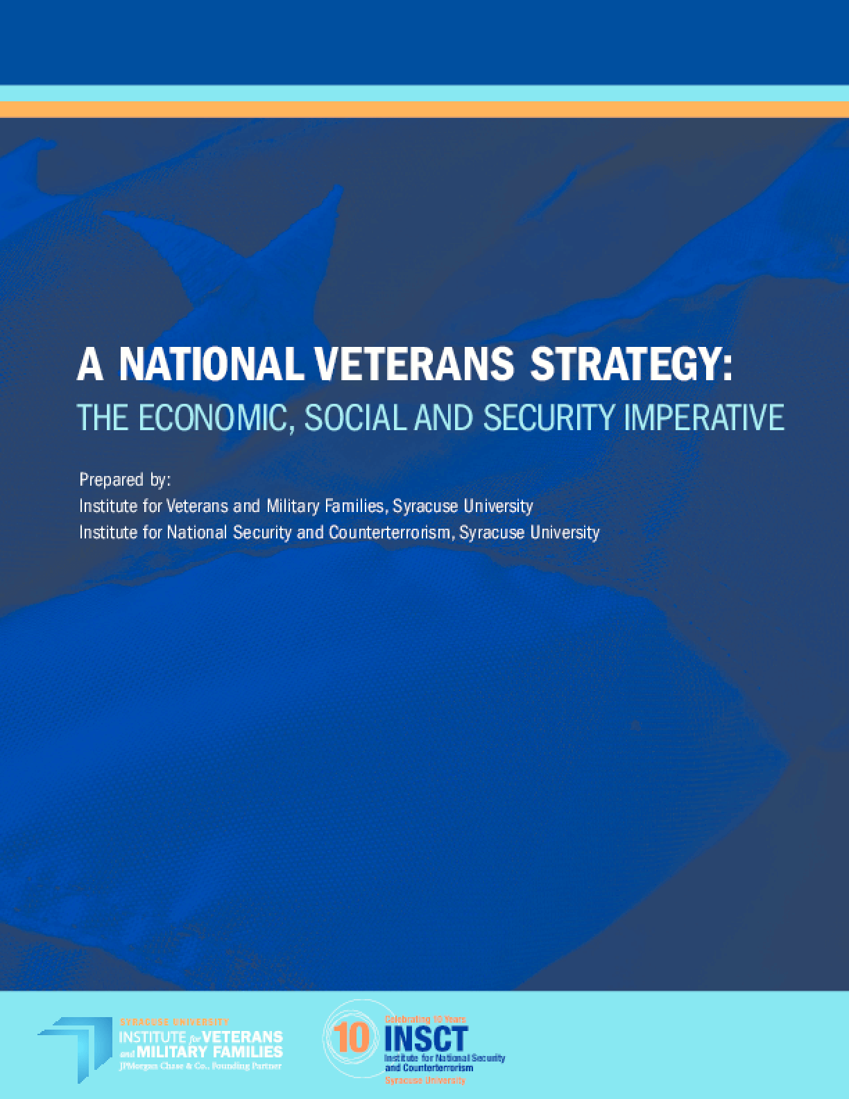 A National Veterans Strategy: The Economic, Social and Security Imperative
