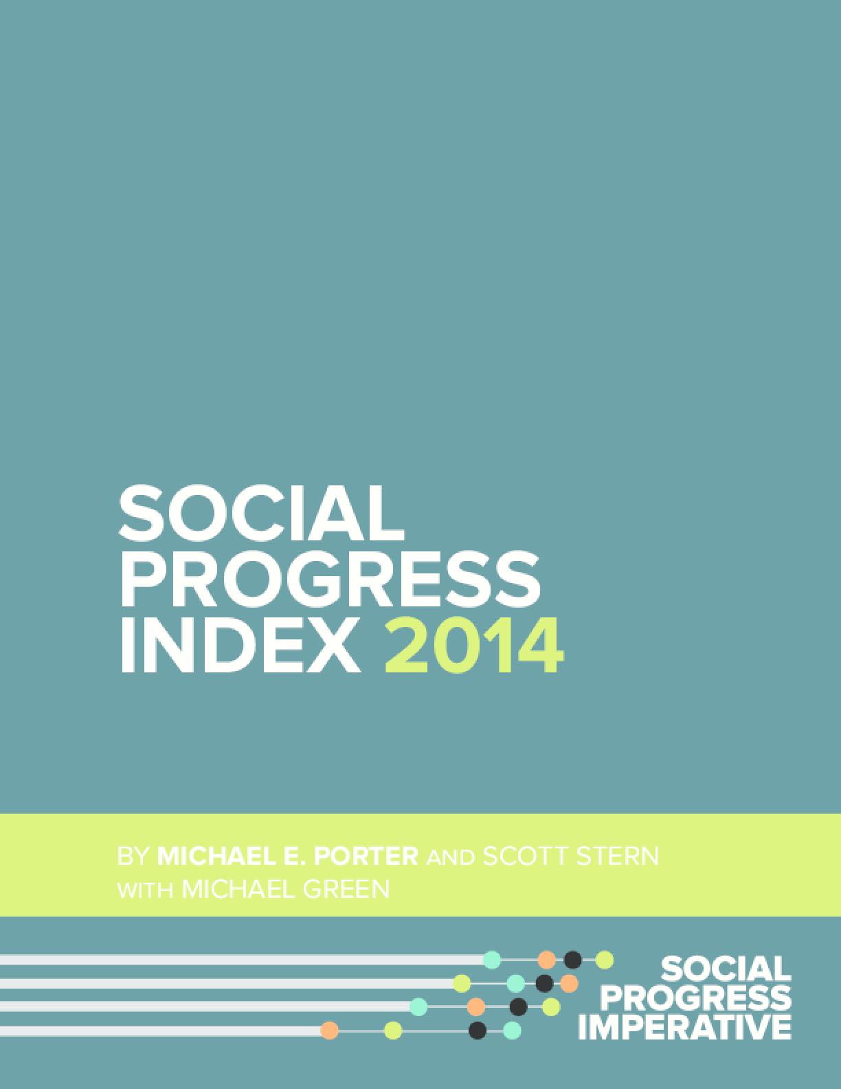 Social Progress Index 2014