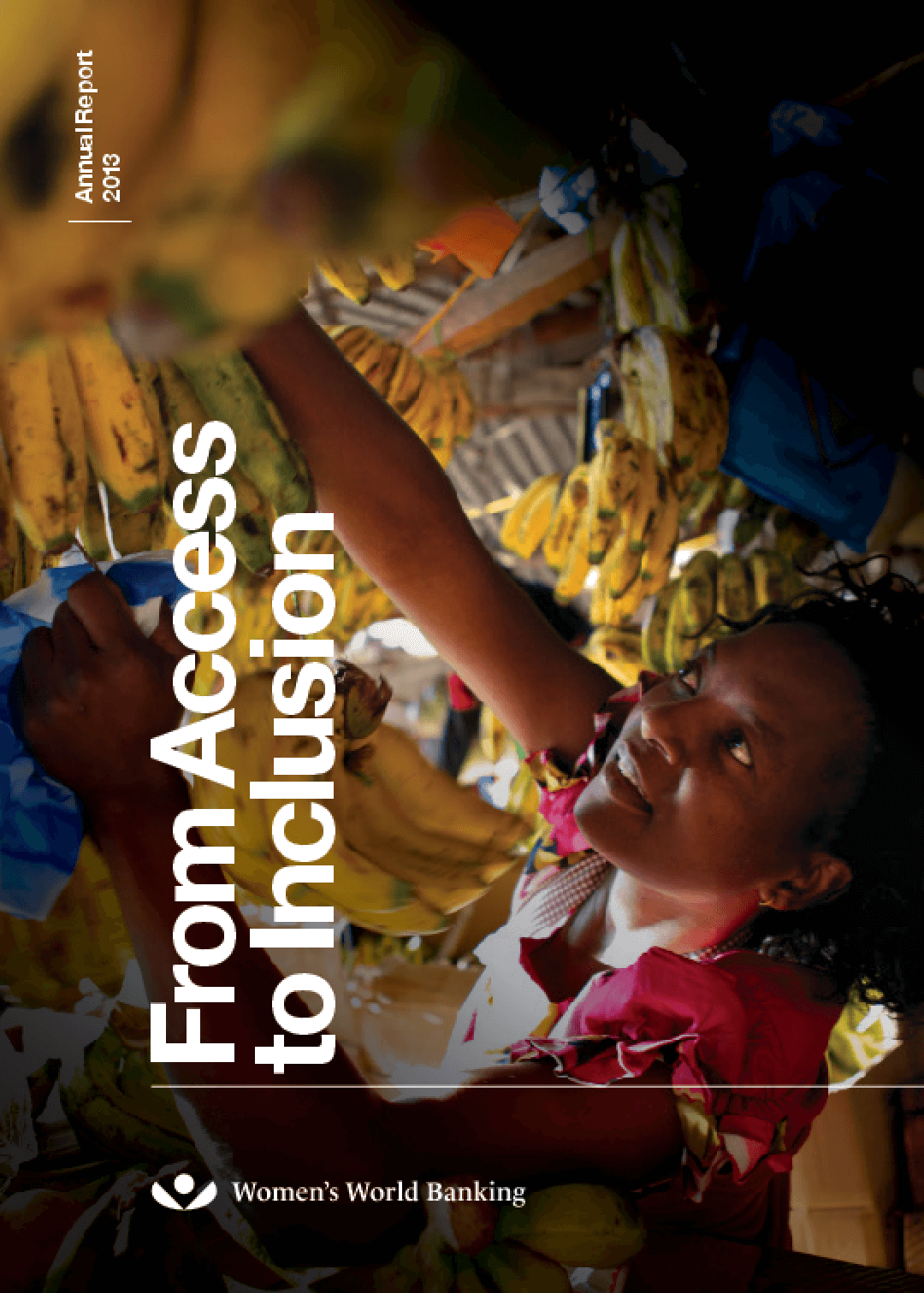 Annual Report 2013: From Access to Inclusion