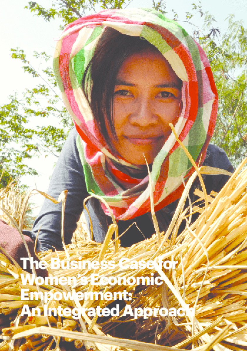 The Business Case for Women's Economic Empowerment: An Integrated Approach