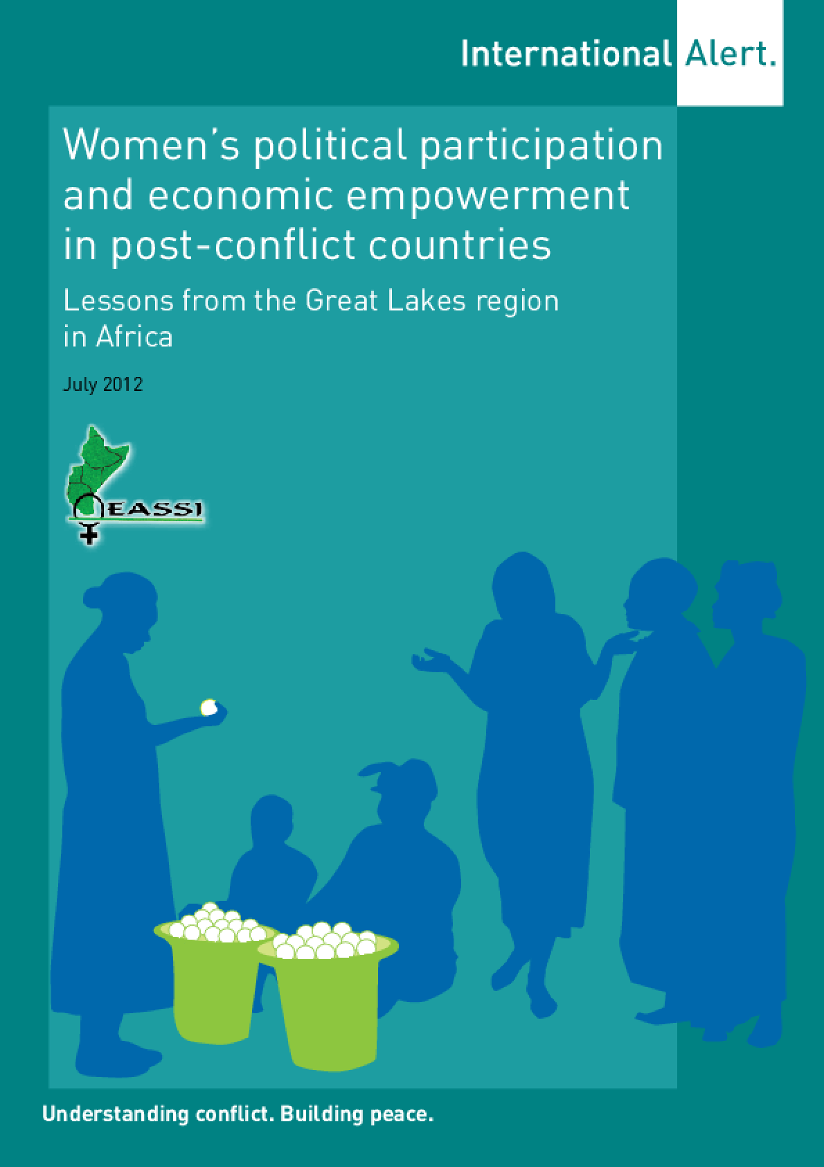 Women's Political Participation and Economic Empowerment in Post-conflict Countries: Lessons From the Great Lakes Region in Africa