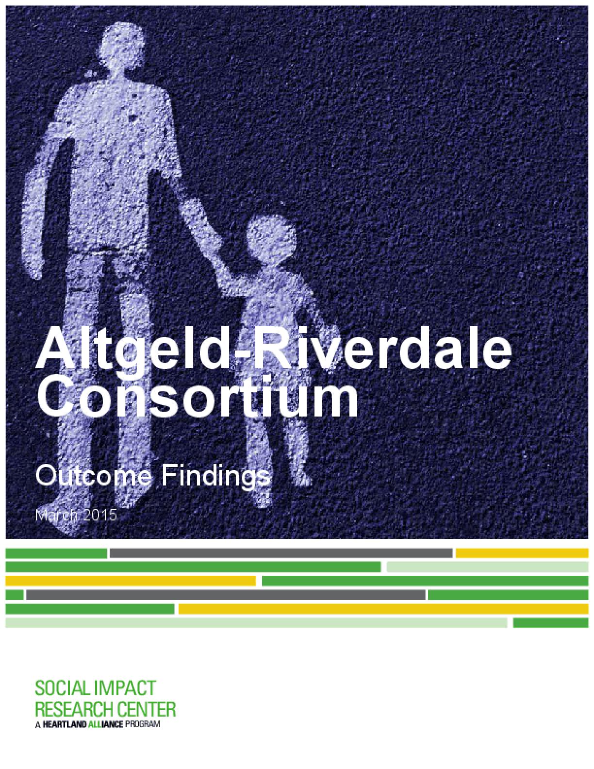 Altgeld-Riverdale Consortium: Outcome Findings