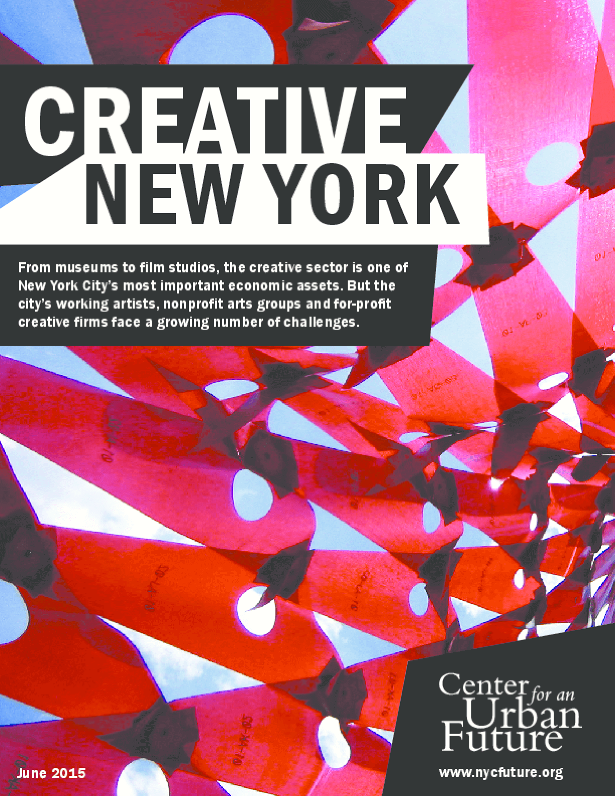 Creative New York 2015