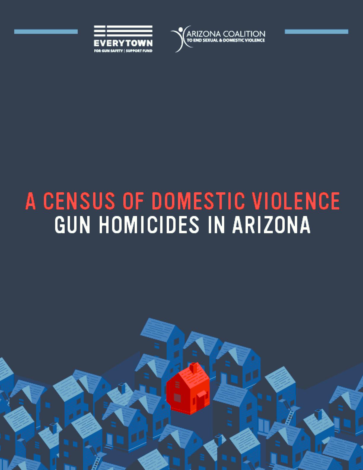 A Census Of Domestic Violence: Gun Homicides In Arizona