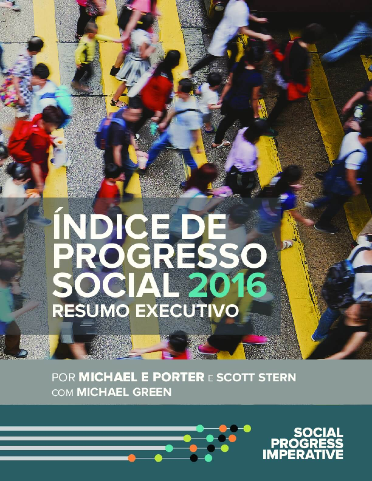 Índice de progresso social 2016: resumo executivo