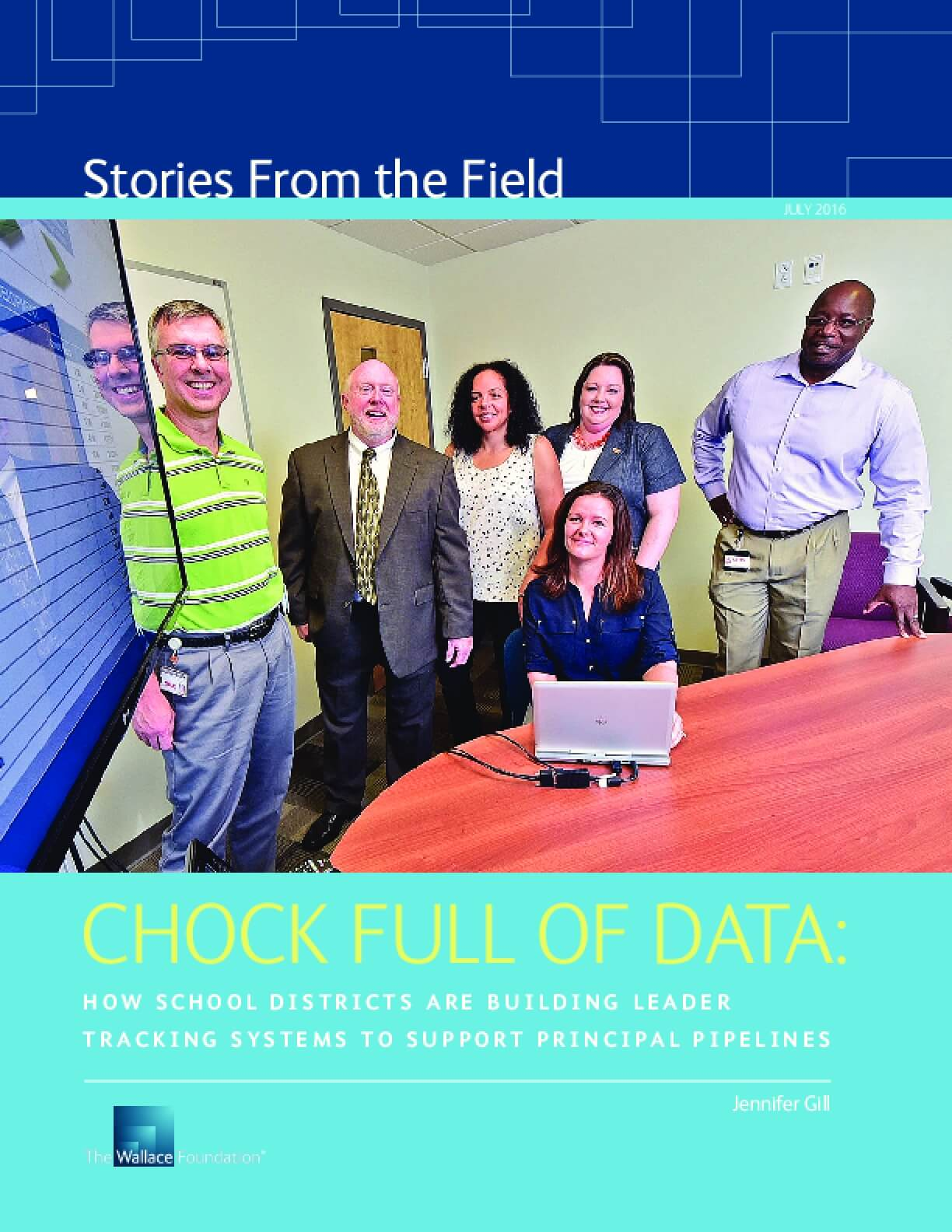 Chock Full of Data: How School Districts are Building Leader Tracking Systems to Support Pipelines