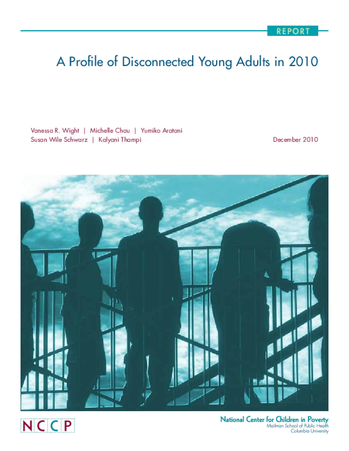 A Profile of Disconnected Young Adults in 2010
