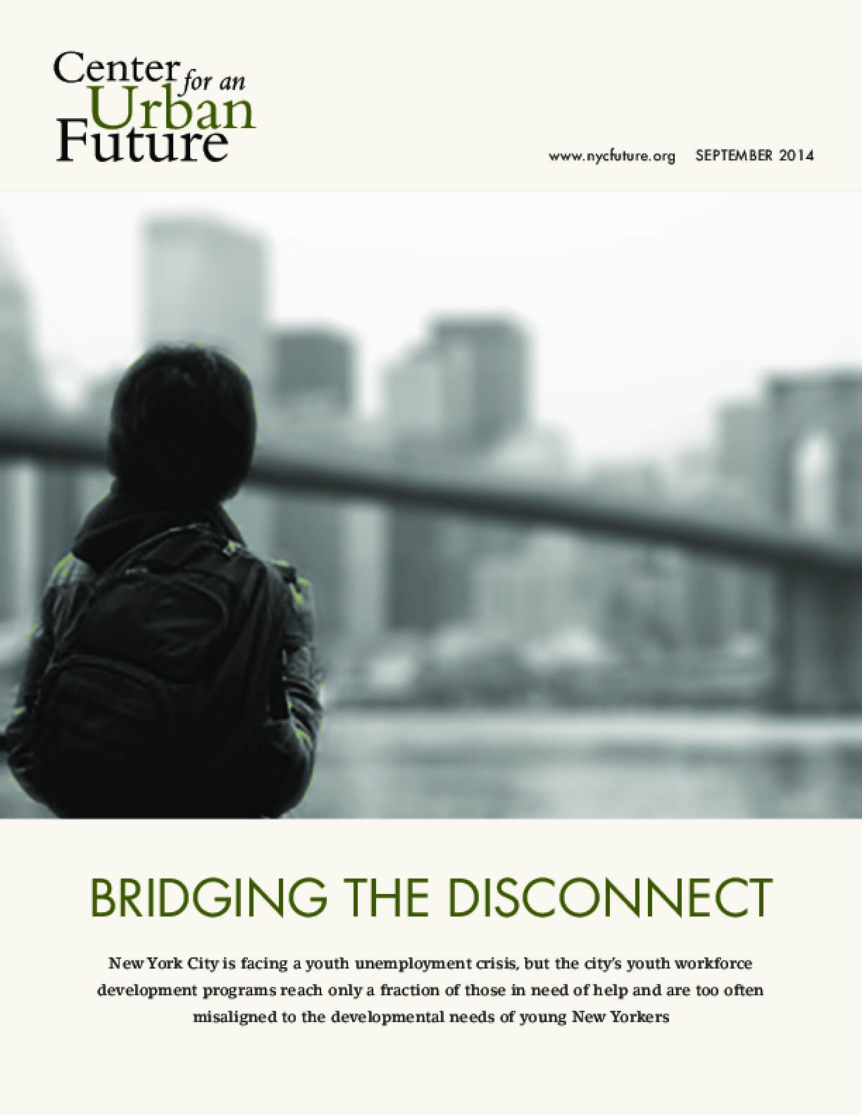 Bridging the Disconnect
