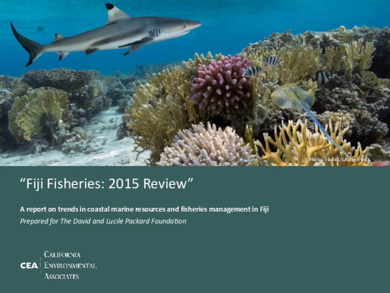 Fiji Fisheries: 2015 Review