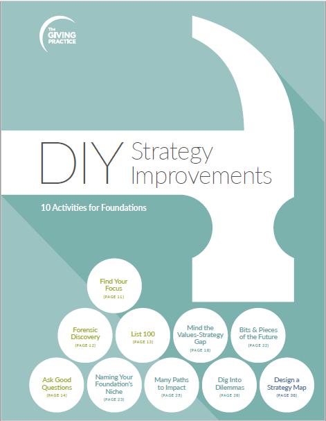 DIY Strategy Improvements