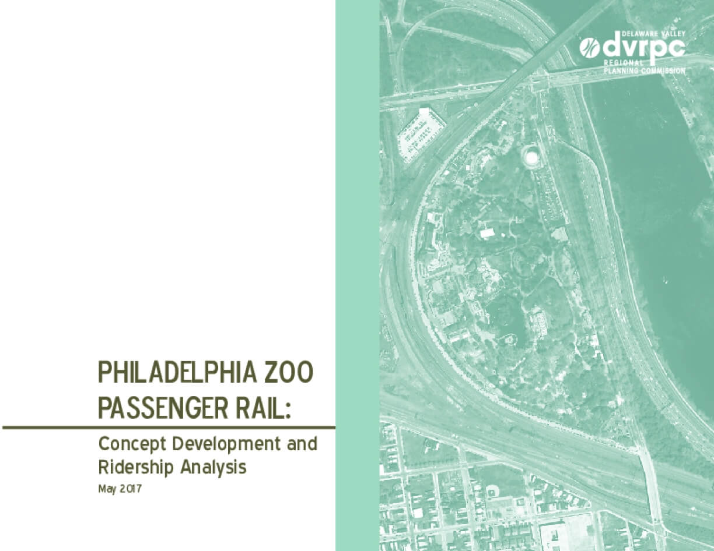 Philadelphia Zoo Rail: Concept Development and Ridership Analysis