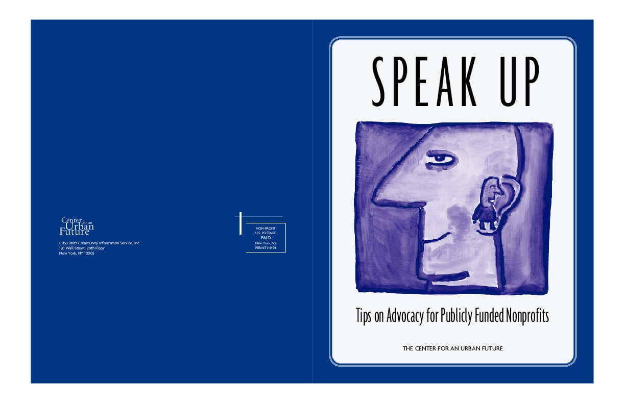 Speak Up: Tips on Advocacy for Publicly Funded Nonprofits