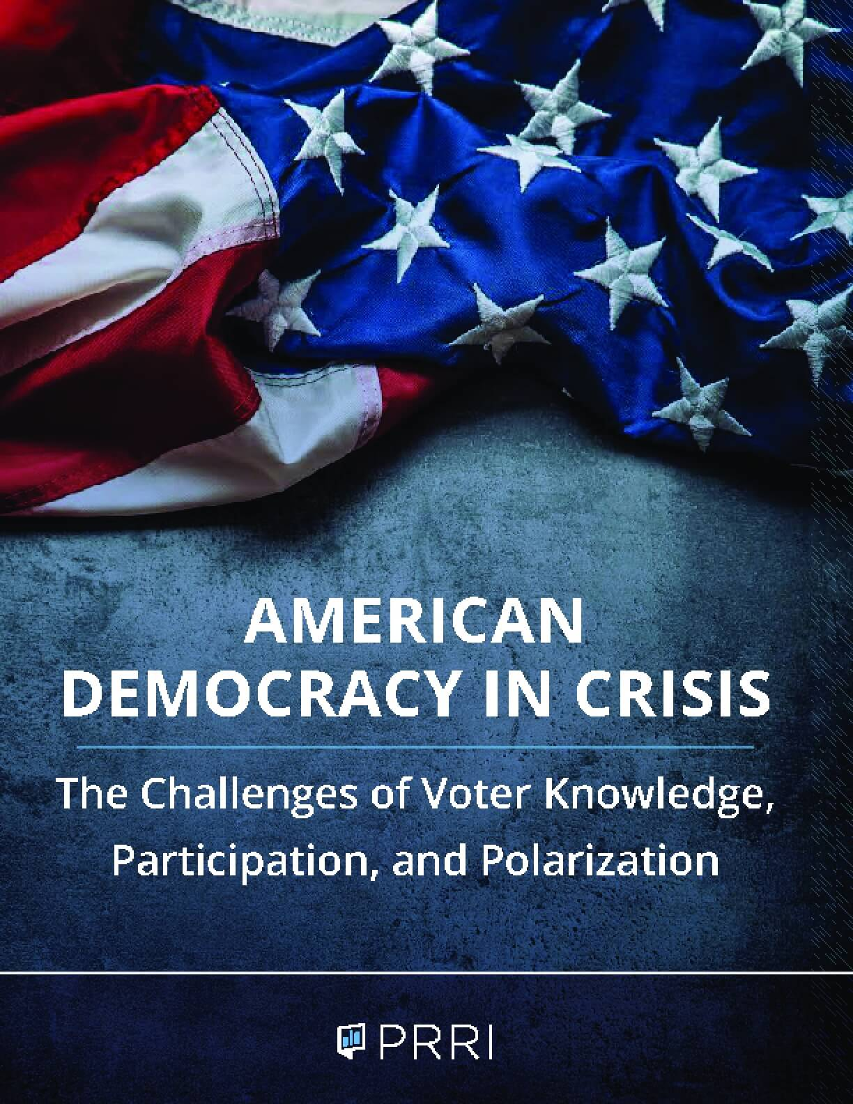 American Democracy in Crisis: The Challenges of Voter Knowledge, Participation, and Polarization