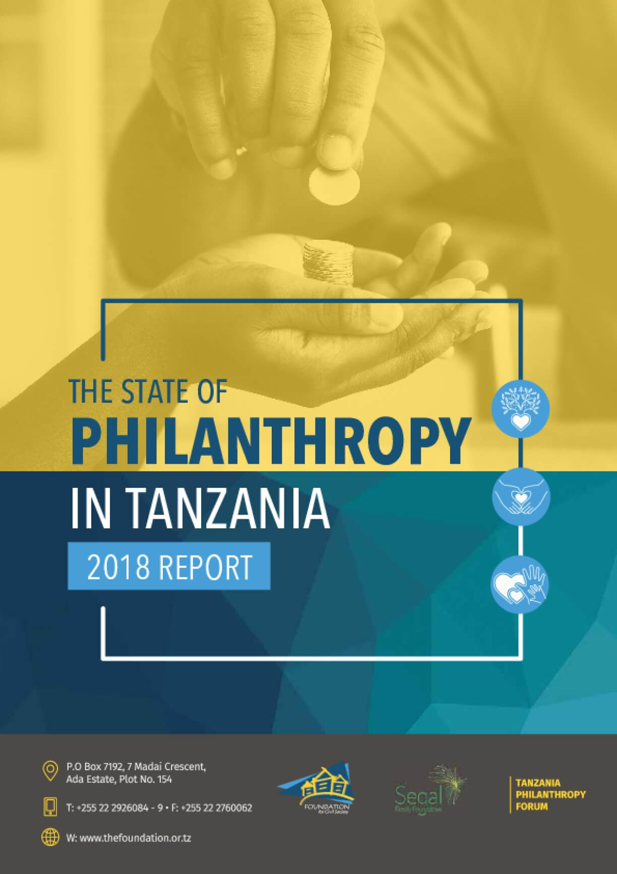 The State of Philanthropy In Tanzania 2018 Report