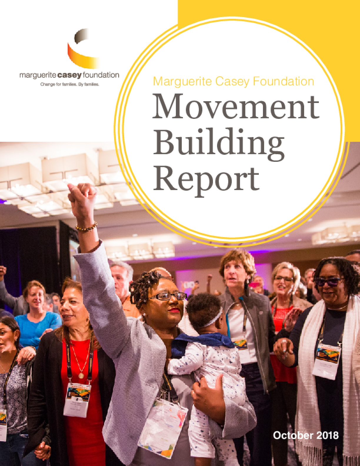2018 Movement Building Report