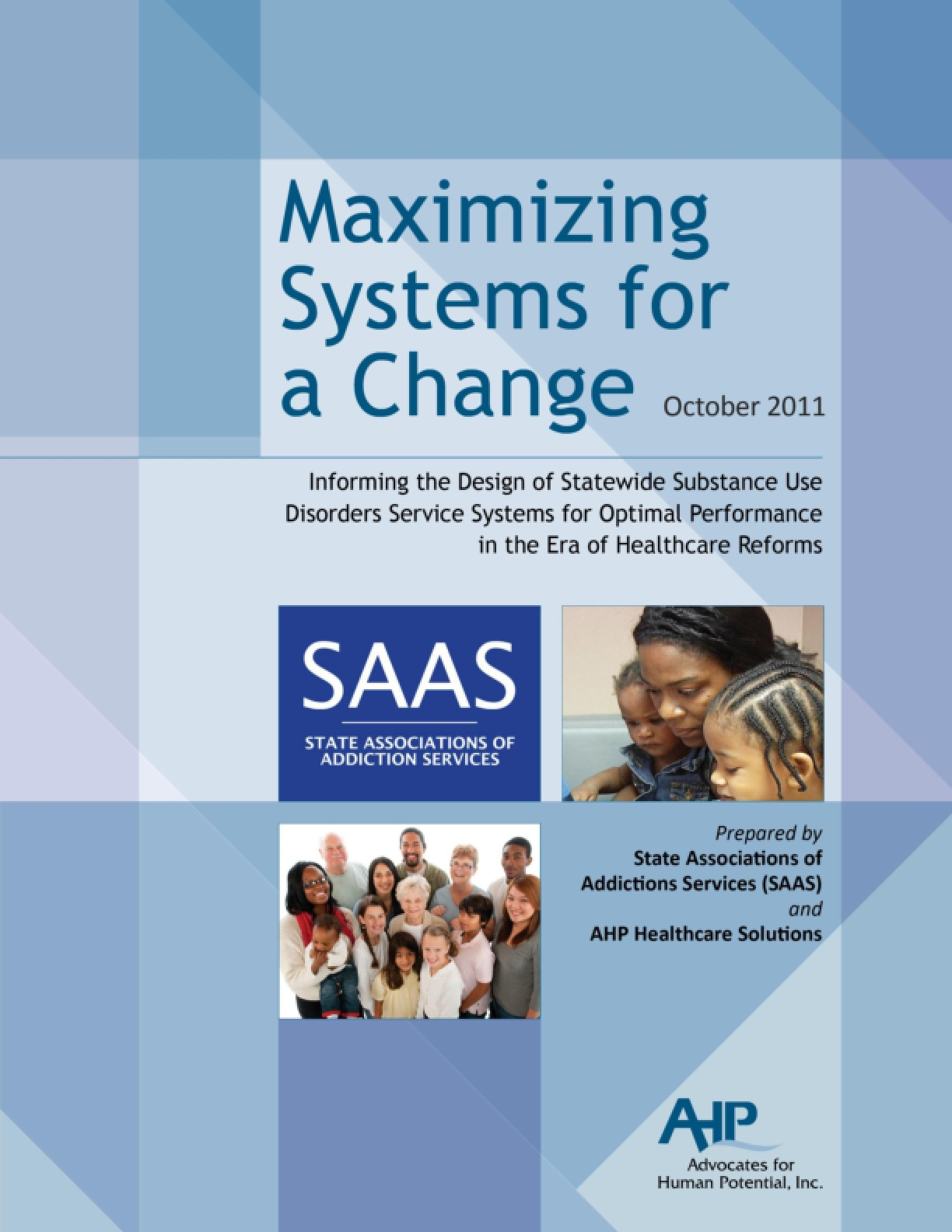 Maximizing Systems for Change