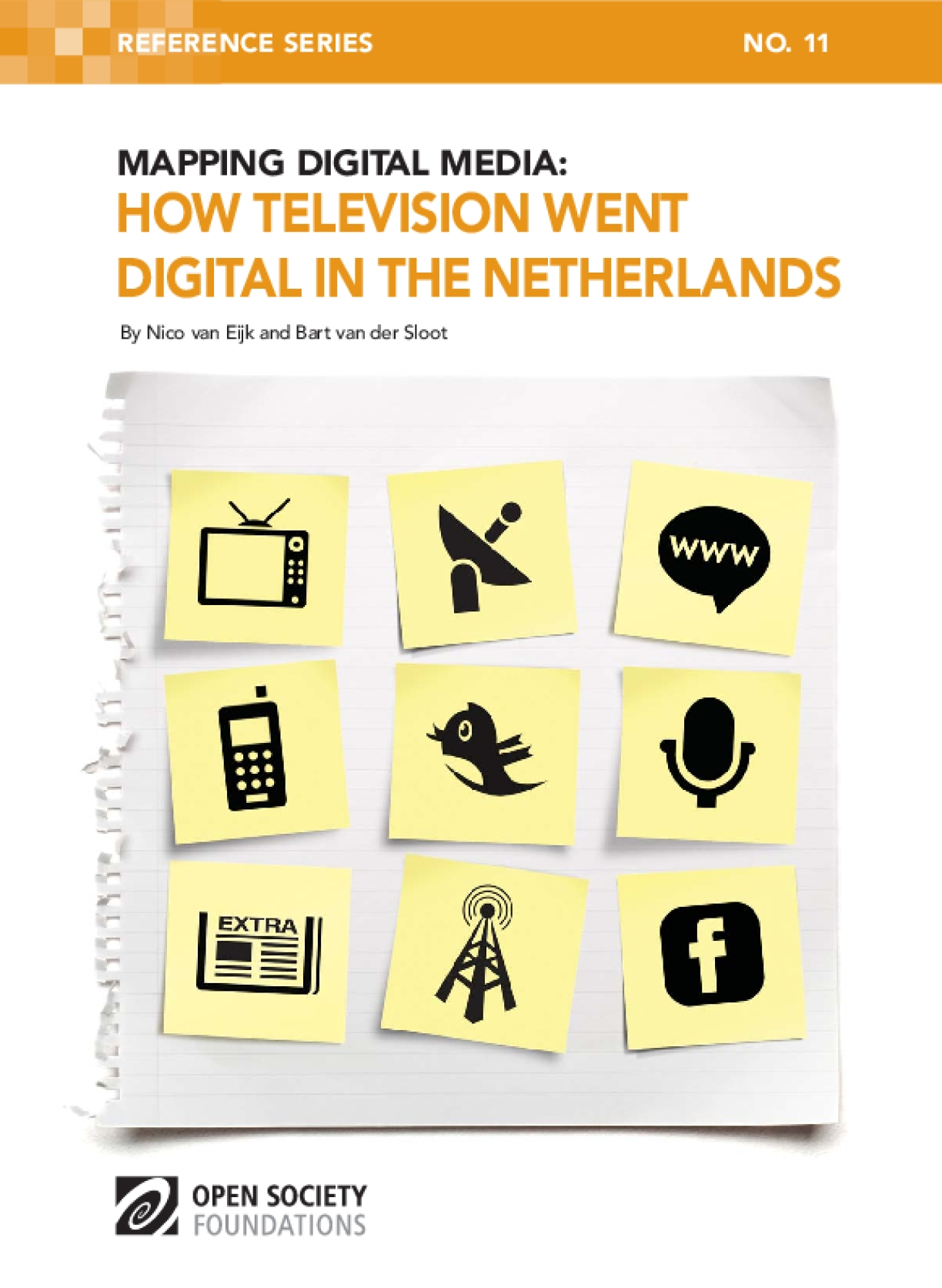 Mapping Digital Media: How Television Went Digital in the Netherlands