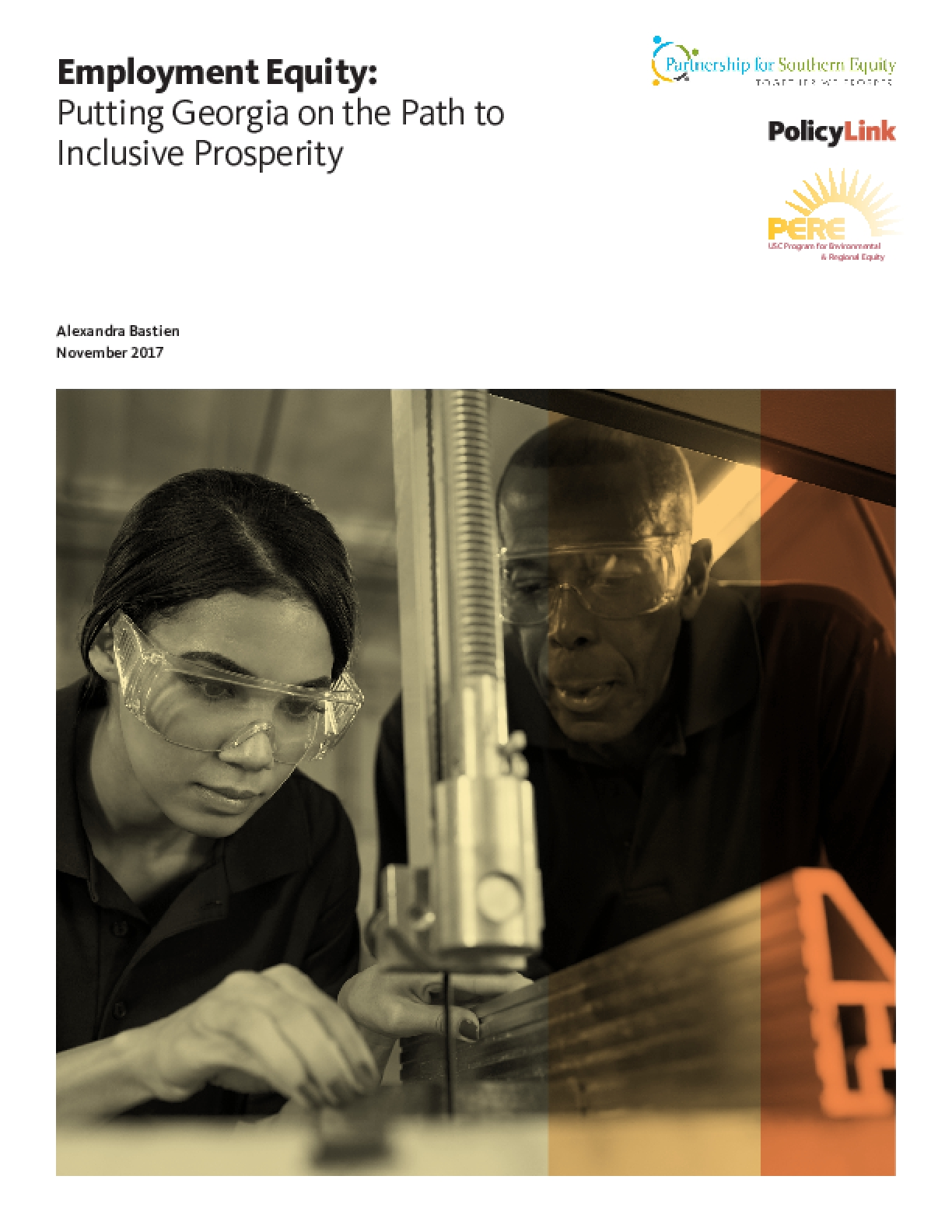 Employment Equity: Putting Georgia on the Path to Inclusive Prosperity