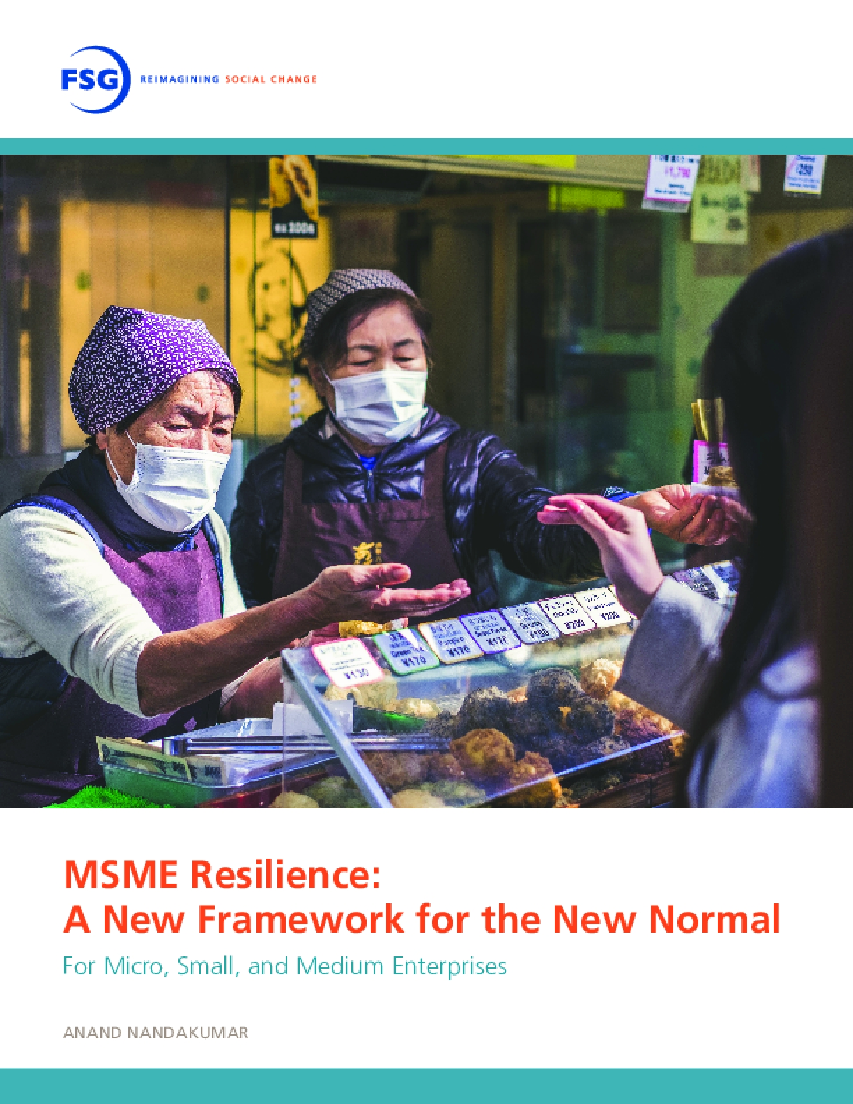 MSME Resilience:  A New Framework for the New Normal