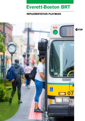 Everett-Boston BRT Implementation Playbook