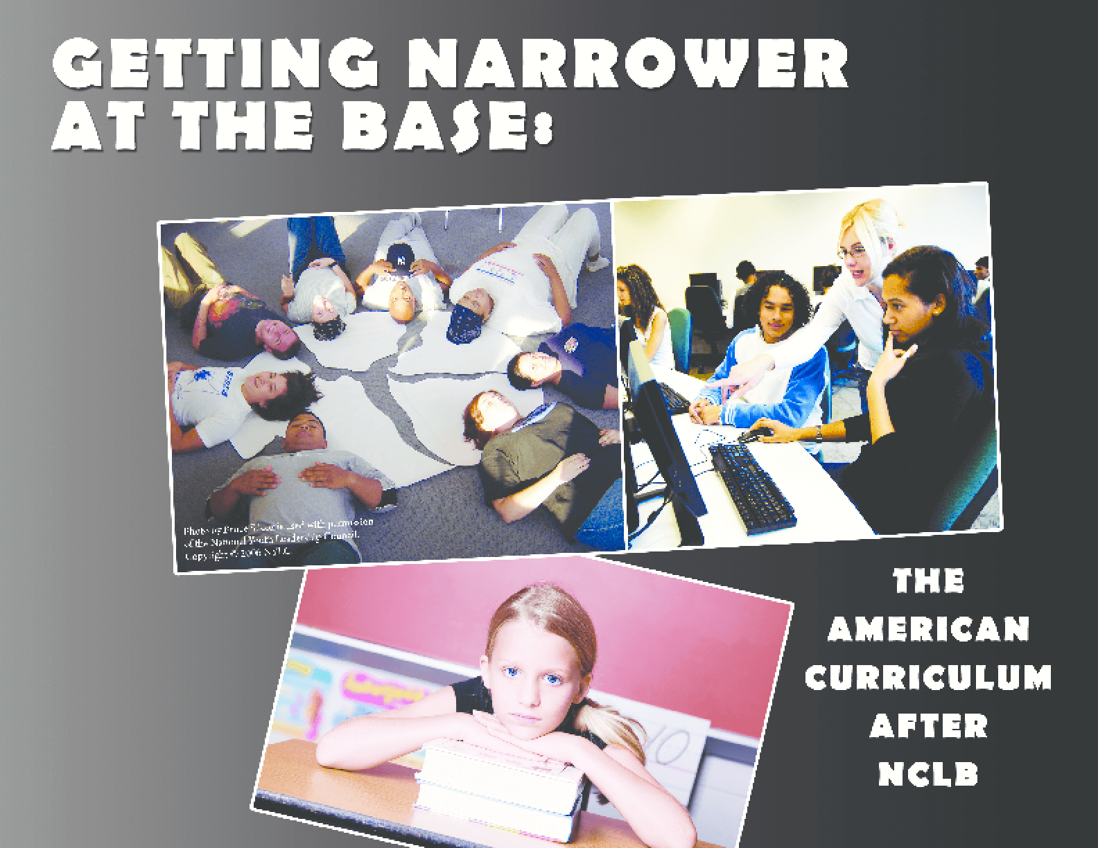 Getting Narrower at the Base: The American Curriculum After NCLB