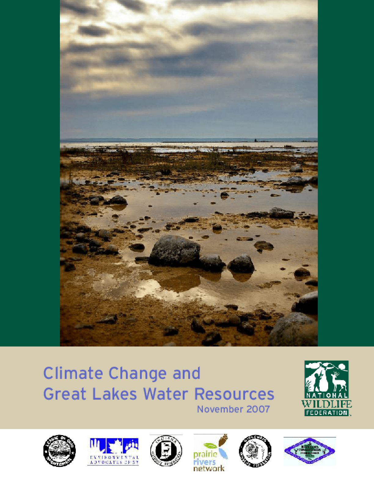 Climate Change and Great Lakes Water Resources